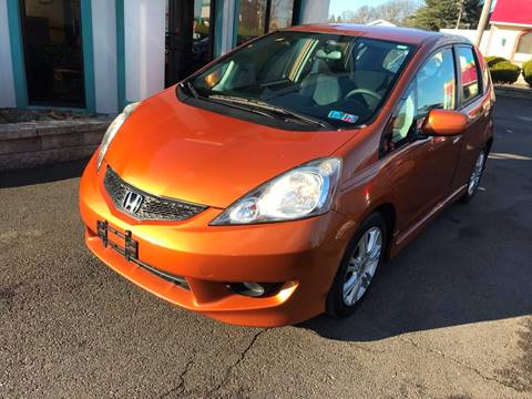 2011 Honda Fit for sale in Levittown, PA