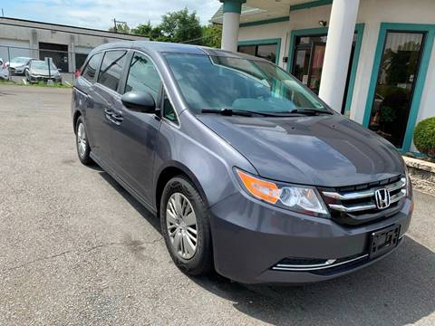 2016 Honda Odyssey for sale in Levittown, PA