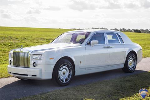2008 Rolls-Royce Phantom for sale in Riviera Beach, FL