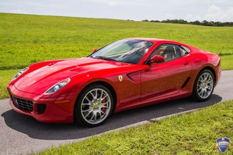 Used 2007 Ferrari 599 For Sale In New Jersey Carsforsale