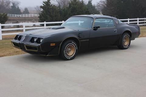 1981 Pontiac Firebird for sale in Oklahoma City, OK