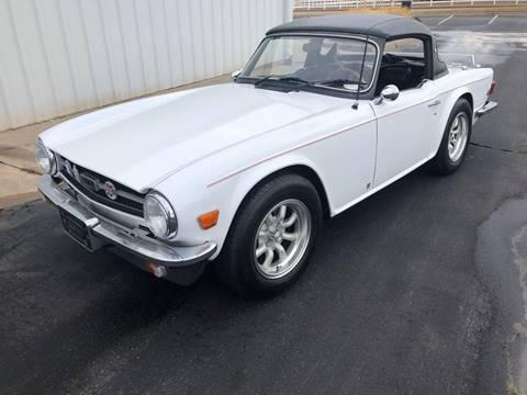 1975 Triumph TR6 for sale in Oklahoma City, OK
