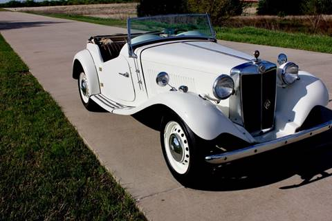 1953 MG TD for sale in Oklahoma City, OK