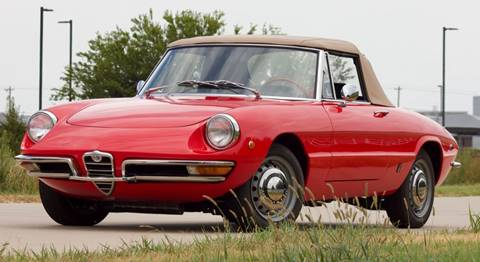 1969 Alfa Romeo Spider for sale in Oklahoma City, OK