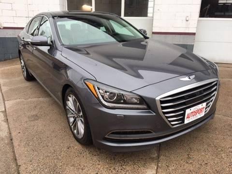 2015 Hyundai Genesis for sale at AUTOSPORT in La Crosse WI