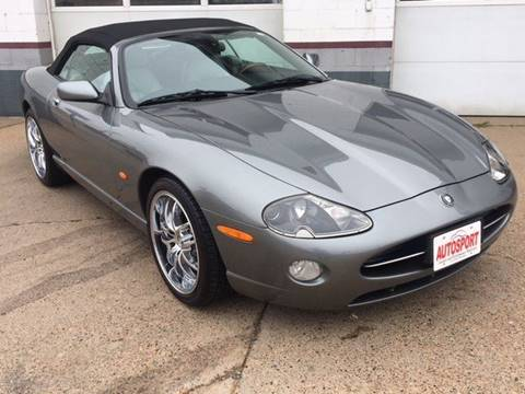 2005 Jaguar XK-Series for sale at AUTOSPORT in La Crosse WI