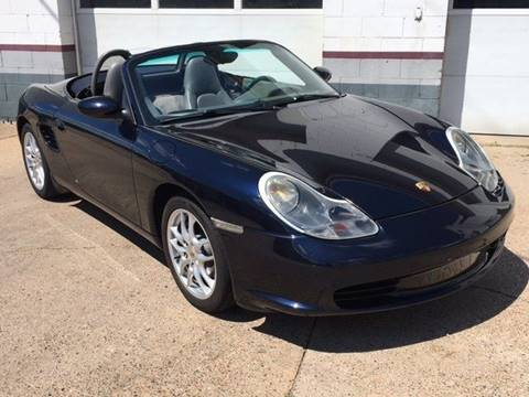 2004 Porsche Boxster for sale at AUTOSPORT in La Crosse WI