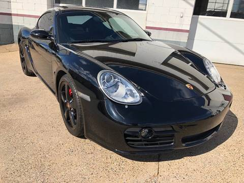 2008 Porsche Cayman for sale at AUTOSPORT in La Crosse WI