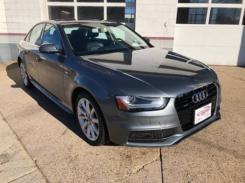 2014 Audi A4 for sale at AUTOSPORT in La Crosse WI