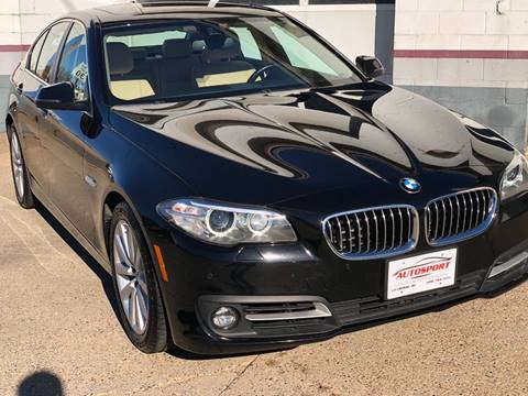 2016 BMW 5 Series for sale at AUTOSPORT in La Crosse WI