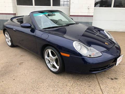 2001 Porsche 911 for sale at AUTOSPORT in La Crosse WI