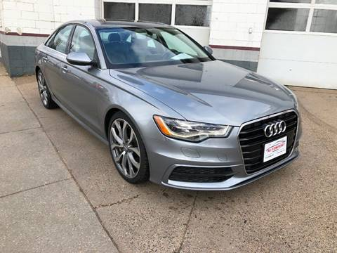 2014 Audi A6 for sale at AUTOSPORT in La Crosse WI