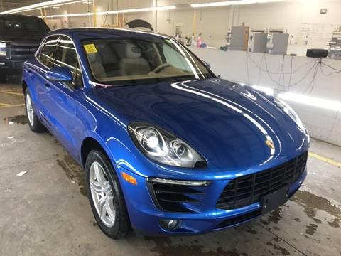 2015 Porsche Macan for sale at AUTOSPORT in La Crosse WI