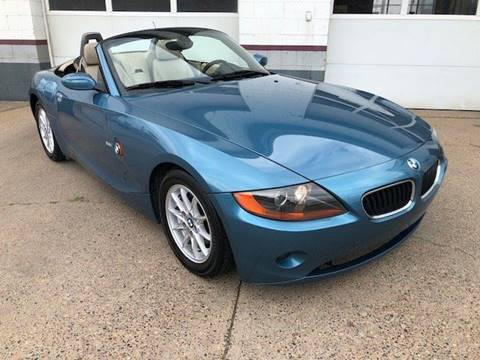 2004 BMW Z4 for sale at AUTOSPORT in La Crosse WI