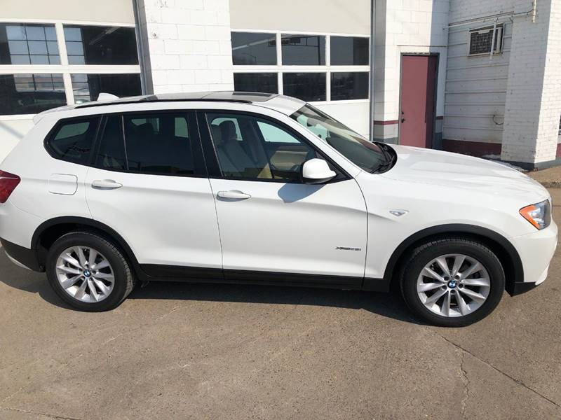 2013 BMW X3 for sale at AUTOSPORT in La Crosse WI