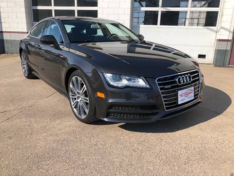 2012 Audi A7 for sale at AUTOSPORT in La Crosse WI