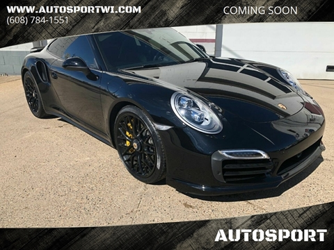 2014 Porsche 911 for sale at AUTOSPORT in La Crosse WI