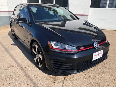 2017 Volkswagen Golf GTI for sale at AUTOSPORT in La Crosse WI