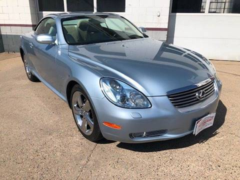 2004 Lexus SC 430 for sale at AUTOSPORT in La Crosse WI
