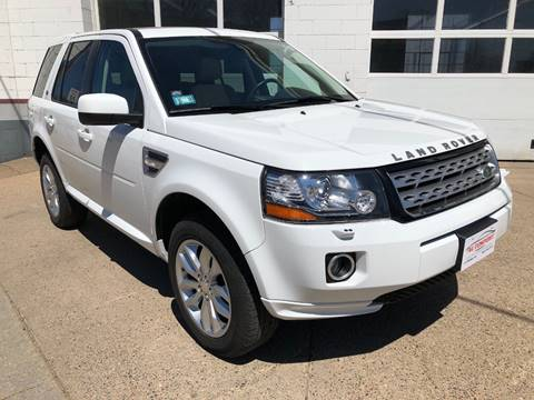 2015 Land Rover LR2 for sale at AUTOSPORT in La Crosse WI