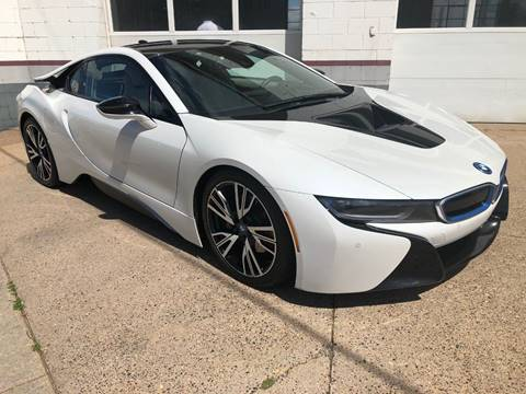 2015 BMW i8 for sale at AUTOSPORT in La Crosse WI
