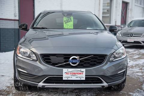 2017 Volvo V60 Cross Country for sale at AUTOSPORT in La Crosse WI