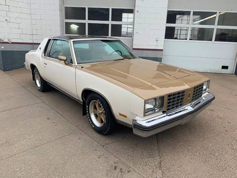 1979 Oldsmobile Cutlass for sale at AUTOSPORT in La Crosse WI