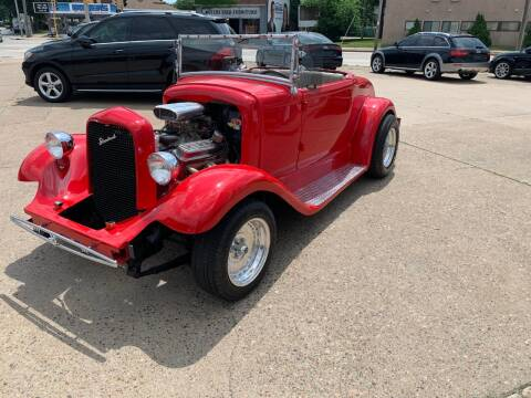 1932 Ford Model A for sale at AUTOSPORT in La Crosse WI