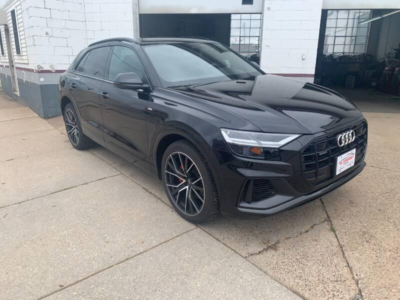 2019 Audi Q8 for sale at AUTOSPORT in La Crosse WI