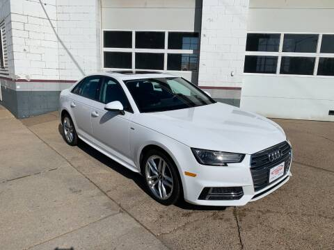 2017 Audi A4 for sale at AUTOSPORT in La Crosse WI