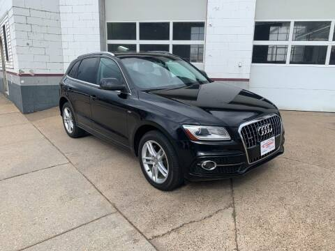 2013 Audi Q5 for sale at AUTOSPORT in La Crosse WI