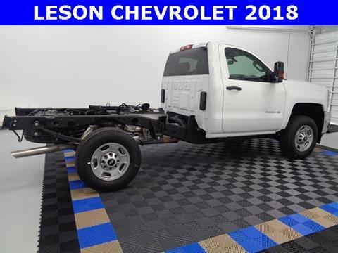 2018 Chevrolet Silverado 2500HD for sale in Harvey, LA