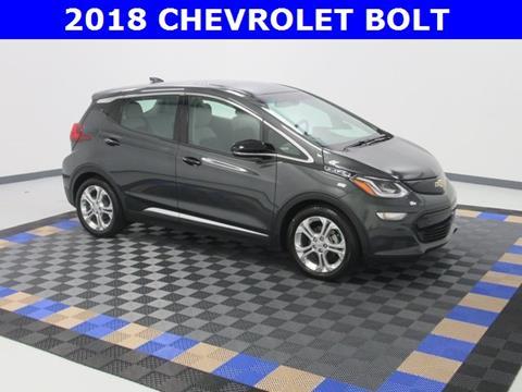 2018 Chevrolet Bolt EV for sale in Harvey, LA