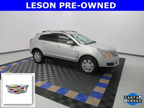 2015 Cadillac SRX for sale in Harvey, LA