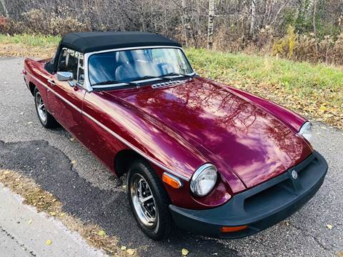 1978 MG MGB for sale in Andover, MN