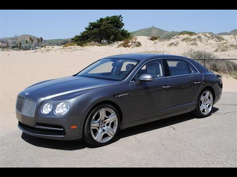 2015 Bentley Flying Spur for sale in Santa Clarita, CA