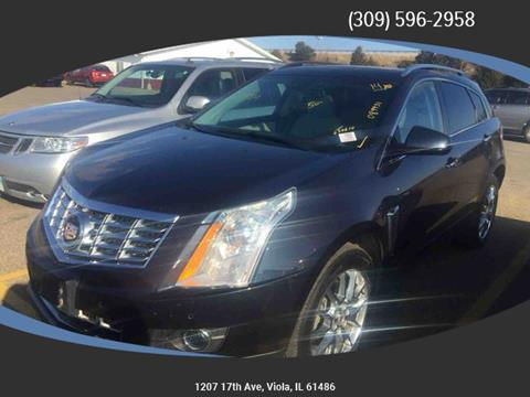 Keiths Auto Sales >> Cadillac Srx For Sale In Viola Il Keiths Auto Sales