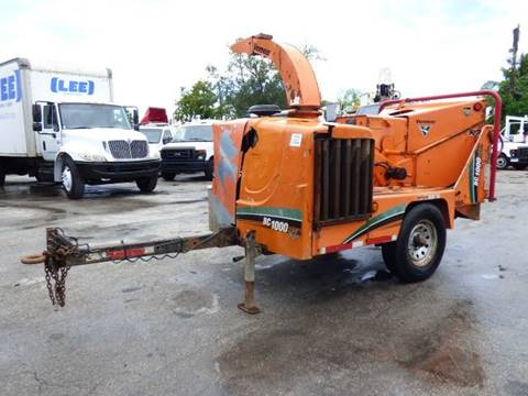 2009 Vermeer BC 1000 XL for sale at American Trucks and Equipment in Hollywood FL
