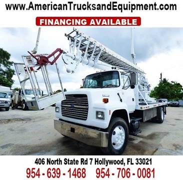 1995 Ford LN8000 for sale in Hollywood, FL