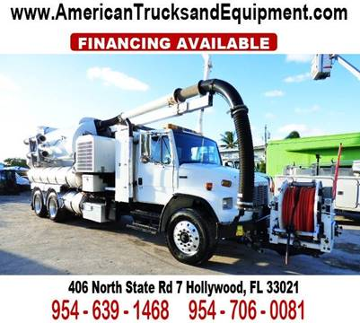 Freightliner For Sale in Hollywood, FL - American Trucks and