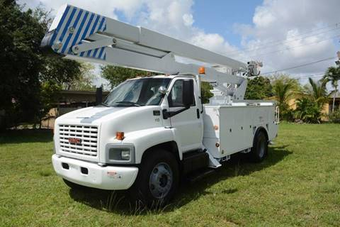 2003 GMC W7500 for sale at American Trucks and Equipment in Hollywood FL