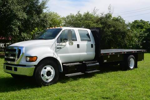 2005 Ford F-650 Super Duty for sale in Hollywood, FL