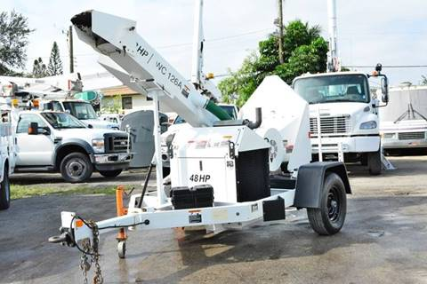 2011 ALTEC WC 126A for sale at American Trucks and Equipment in Hollywood FL
