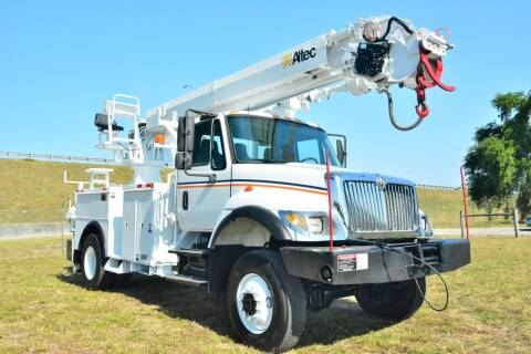 2004 International WorkStar 7400 for sale at American Trucks and Equipment in Hollywood FL