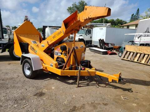 2009 ALTEC WC-126A for sale at American Trucks and Equipment in Hollywood FL