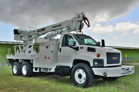 2007 GMC C8500 for sale at American Trucks and Equipment in Hollywood FL