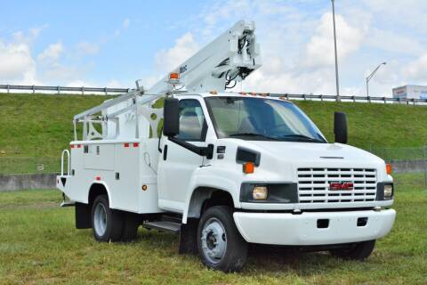 2008 GMC C4500 for sale at American Trucks and Equipment in Hollywood FL