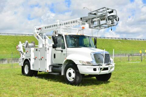2007 International DuraStar 4300 for sale at American Trucks and Equipment in Hollywood FL