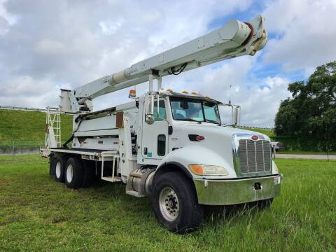 2007 Peterbilt 335 for sale at American Trucks and Equipment in Hollywood FL