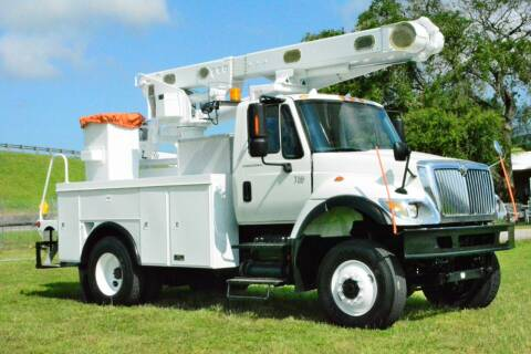 2007 International WorkStar 7300 for sale at American Trucks and Equipment in Hollywood FL